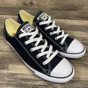 NEW Converse CTAS Dainty Ox Black & White